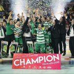 Nicolás Fernández se tituló campeón de la Copa CERS del hockey patín europeo