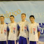 Chile suma 8 medallas en el Sudamericano Juvenil de Deportes Acuáticos 2015