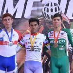Pablo Galvez gana medalla de plata en el Panamericano Juvenil de Ciclismo