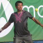 Jorge Aguilar se instaló en las semifinales del Futuro 1 de Holanda