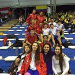 Natación chilena finalizó su presentación en el Sudamericano Juvenil de Deportes Acuáticos