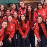 """Las """"Lobas"""" preparan en España su participación en los Juegos Panamericanos"""