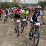 Gonzalo Aravena y Fernanda Castro ganaron la primera fecha del Mountainbike Tour