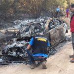 Emilio Rosselot continuará en el Rally Mobil pese a la pérdida de su auto