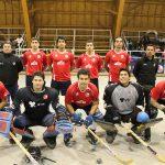 La Roja Masculina de Hockey Patín se despidió con un triunfo antes de viajar al Mundial
