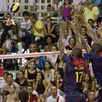 Chile cayó ante Argentina en el Clasificatorio al Mundial de Volleyball