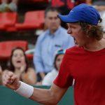 Nicolás Jarry debutó con un triunfo en la qualy del Challenger de Mestre