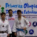 Judocas nacionales ganaron medallas en el Open Panamericano Junior