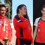 Felipe Miranda, Natalia Ducó e Isidora Jiménez son los finalistas en la votación para el abanderado a Toronto