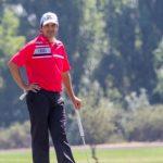Felipe Aguilar compite esta semana en el Scottish Open