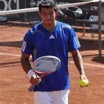 Jorge Aguilar cayó en semifinales del Futuro 1 Holanda