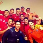 Chile clasificó a los cuartos de final del Mundial de Hockey Patín Masculino