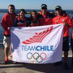 Equipo chileno de Esquí Naútico se instala en las finales panamericanas de salto