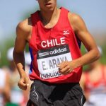 Edward Araya cerró la participación chilena en los Juegos Panamericanos 2015