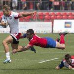 Chile 7 logra el quinto lugar del rugby en los Juegos Panamericanos