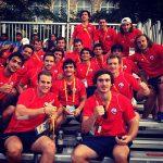 Chile sumó un nuevo bronce en el hockey césped varones panamericano