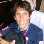 Daniel Estrada clasificó a la final de los 5000 metros planos en la Universiada