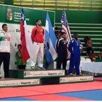 Cinco medallas de oro logró Chile en el Panamericano Juvenil de Karate