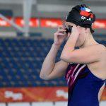 Macarena Quero obtuvo el cuarto lugar en la natación parapanamericana