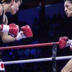 """""""Crespita"""" Rodríguez retuvo su título mundial ante la japonesa Tenkai Tsunami"""