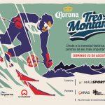 El 23 de Agosto se realizará el Cerveza Corona 3 Montañas 2015