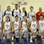 Selección Chilena Femenina de Básquetbol se encuentra en Canadá para disputar el Pre Olímpico