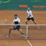 Podlipnik y Martin se instalaron en cuartos de final de dobles en Buenos Aires