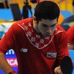 Tenimesistas paralímpicos nacionales viajan a importante torneo en Costa Rica