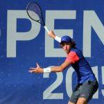 Nicolás Jarry cayó en primera ronda de la Qualy del US Open