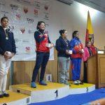 Chile sumó nuevas medallas en el Sudamericano Juvenil y Cadete de Esgrima