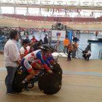 Cuarteta femenina y Cristopher Mansilla lograron el bronce en el Panamericano de Ciclismo