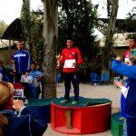 Pentatleta Esteban Bustos gana medalla de oro en Kirguistán