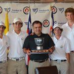 Joaquín Niemann se coronó campeón del Canadian International Junior Challenge de Golf
