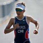 Bárbara Riveros logró medalla de plata en el Mundial de Triatlón Cross en Cerdeña