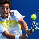 Christian Garín cayó en la primera ronda del ATP de Ginebra