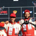Los hermanos Rosselot brillaron en fecha de Pucón del Rally Mobil