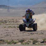 Ignacio Casale se mantiene como líder en quads del Atacama Rally
