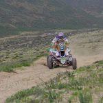 Ignacio Casale se quedó con el título en quads del Atacama Rally 2015