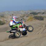 Ignacio Casale ganó la primera etapa del Atacama Rally