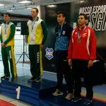 Paris Inostroza gana medalla de bronce en el Sudamericano de Esgrima