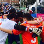 Selección Chilena Masculina de Fútbol Calle sumó nuevos triunfos en el Mundial