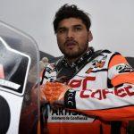 Pablo Quintanilla se coronó campeón en motos del Atacama Rally 2015