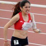 Atleta Amanda Cerna clasificó a los Juegos Paralímpicos del 2016