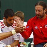 Nicolás Massú: La gran meta es volver al Grupo Mundial