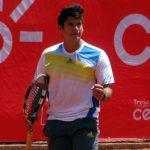 Bastián Malla y Cristóbal Saavedra avanzaron a cuartos de final del Futuro 7 Tunez