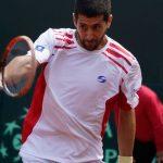 Hans Podlipnik cayó en primera ronda de dobles del Challenger de Vicenza