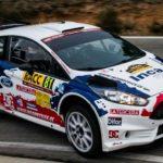 Ramón Torres logró el séptimo lugar en categoría WRC2 del Rally Cataluña