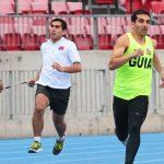 Comenzaron las pruebas de atletismo en los I Juegos Deportivos Paranacionales