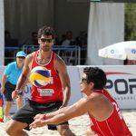 Duplas chilenas alcanzaron los cuartos de final del Sudamericano de Volleyball Playa en Coquimbo