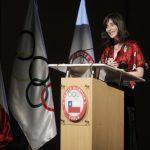 Ministra del Deporte: Como Gobierno, debemos justificar cada peso que se gaste